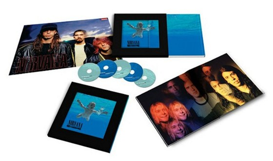 Nirvana: Nevermind (Super deluxe edition)