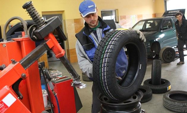 Soutěž: Vyhrajte 10 tisíc korun na zimní pneumatiky