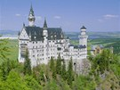 Právě na tomto zámku byl v roce 1869 na pokyn bavorských ministrů zatčen