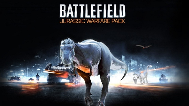 Battlefield 3: Jurrasic Warfare Pack