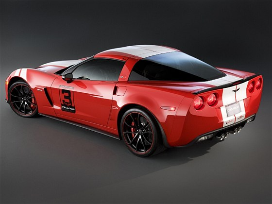 Corvette Z06 Ron Fellows Hall of Fame Tribute