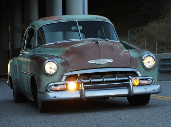 Icon Derelict - Chevrolet Business Coupe