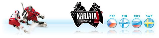 Karjala                Cup 2008