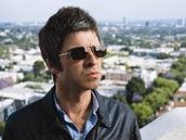 Noel Gallagher na fotografiích ke své první sólové desce High Flying Birds