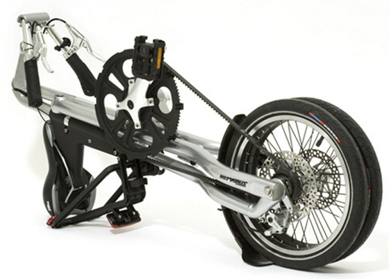 Složený model Strida LT.