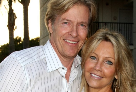 Heather Locklearová a Jack Wagner