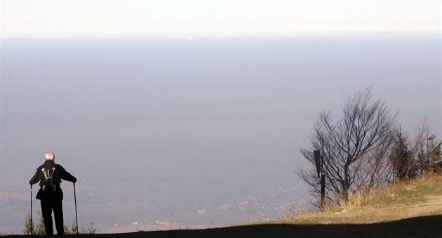 Smog se letos vytratil. Lidé v Moravskoslezském kraji mohou zhluboka dýchat