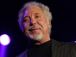 Tom Jones 23. listopadu 2011 v Brně
