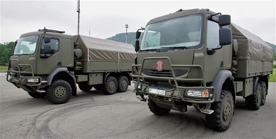 Armádní vůz Tatra T-810
