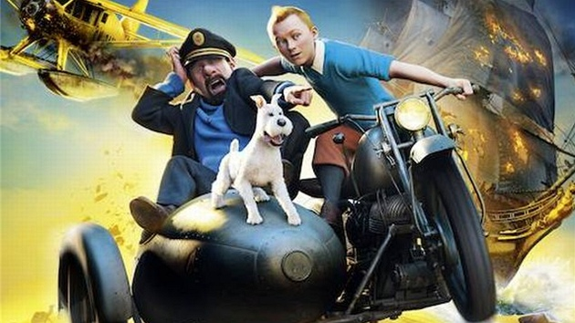The Adventures of Tintin: The Secret of Unicorn