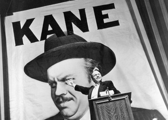 d4e8a78d0df Záběr z filmu Občan Kane (1941)