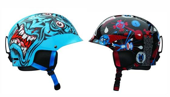 3e723b85963 Klukovské helmy Giro Revolver a Tag