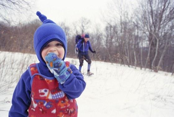 S tátou sice děti nebudou mít večerku v osm a možná budou svačit sníh 30db32f247