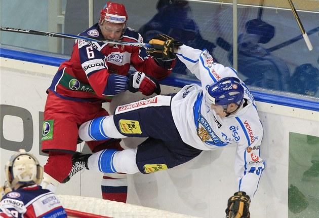98322dc15253a Ruští hokejisté na úvod Channel One Cupu porazili Finsko - iDNES.cz