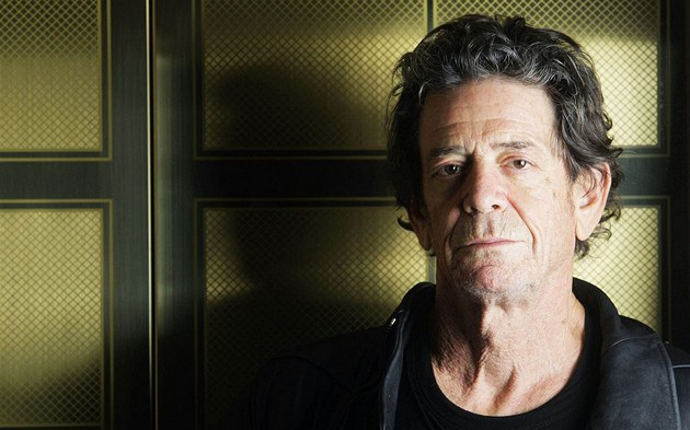 Rocker Lou Reed