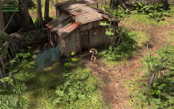 Jagged Alliance: Back to Action