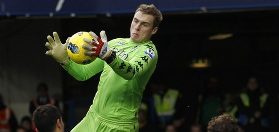 David Stockdale, dnes brankář Brightonu