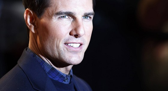 Tom Cruise na premiéře filmu Mission: Impossible - Ghost Protocol (Londýn, 13....