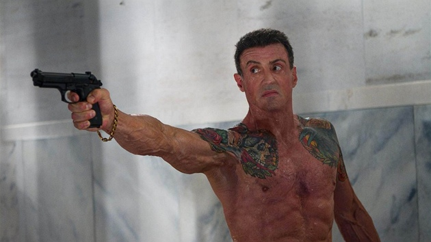Sylvester Stallone ve filmu Bullet to the Head