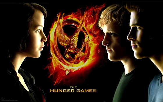 Z filmu Hunger Games
