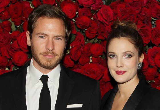 Drew Barrymore a Will Kopelman