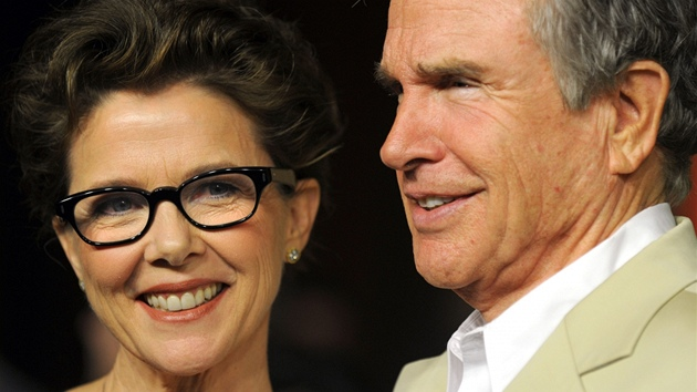 Annette Beningová a Warren Beatty