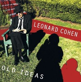 Leonard Cohen - Old Ideas (obal alba)