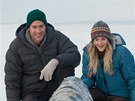 Drew Barrymore a Will Kopelman ve filmu Big Miracle
