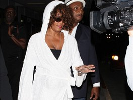 Whitney Houston  v roce 2011