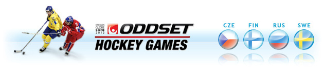 Oddset Hockey Games 2012