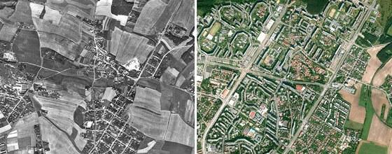 Plzensky Kraj Ma Nove Letecke Snimky Porovnava Je S Historickymi