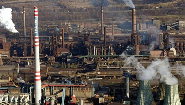 Ostravský obvod sleduje kouř z huti kamerou, chce dokázat úniky škodlivin