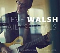Steve Walsh: Daily Specials (obal alba)