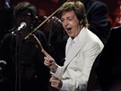 Grammy 2012 -  Paul McCartney (Los Angeles, 12. února 2012)