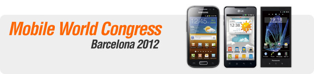 Mobile World Congres, Barcelona 2012