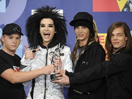 MTV Video Music Awards 2008 - Tokio Hotel - Los Angeles, 7. září 2008