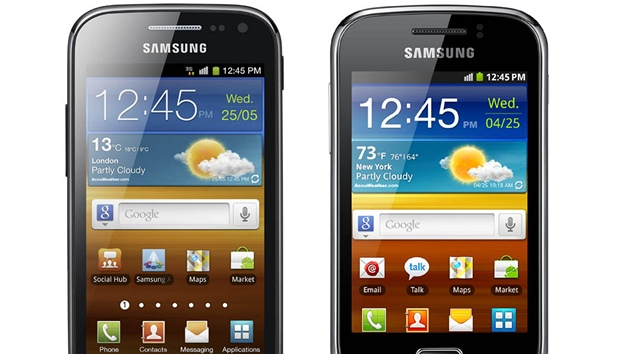 Samsung Galaxy Ace 2 a mini 2