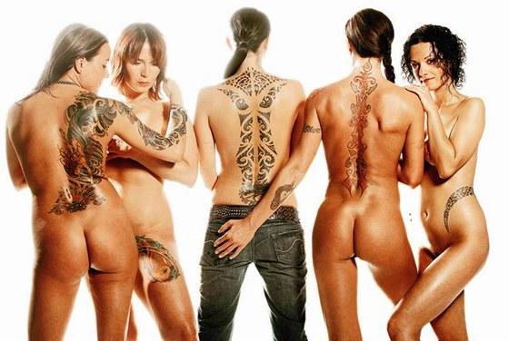 japonský tetování sex