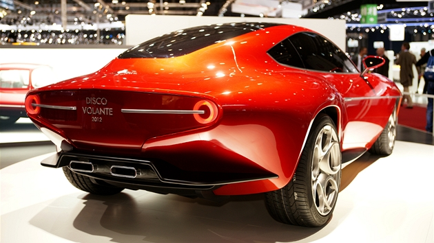 Carozzeria Touring Superleggera Disco Volante