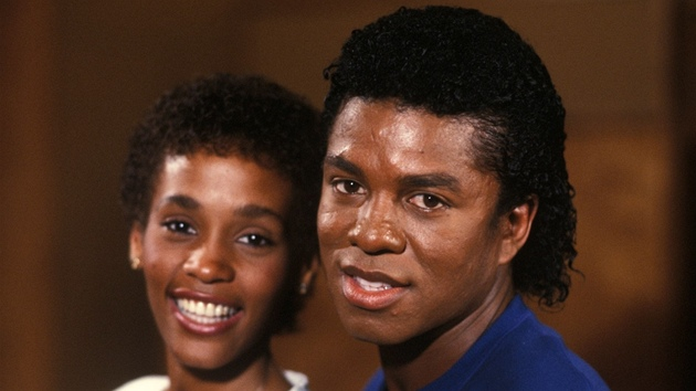 Whitney Houston a Jermaine Jackson (1984)