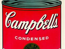Andy Warhol: Campbell's Soups (1968)