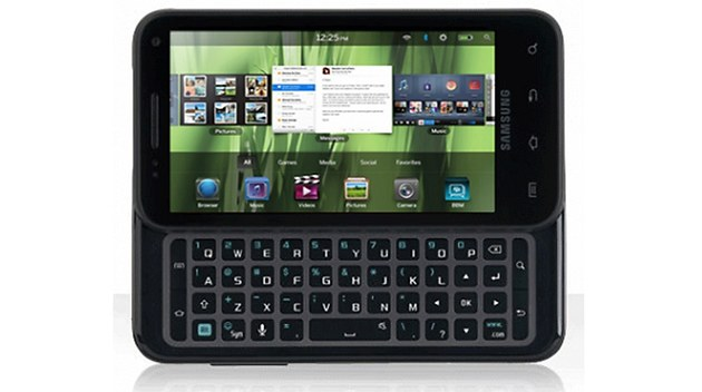 Samsung s OS BlackBerry 10