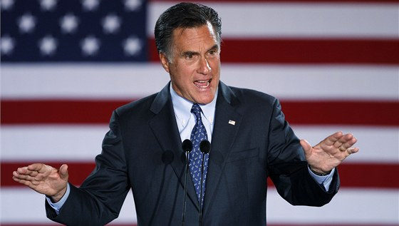 Mitt Romney získal Maryland, Wisconsin i Washington D.C. (3. dubna 2012)