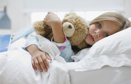 """Noční pomočování dětí řešte s lékařem. Za """"nehodami"""" může být i ... d15ef0c852"""