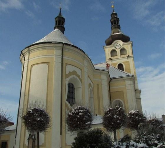 Výsledek obrázku pro hořice kostel
