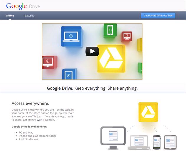 Google připravuje zálohování vašeho celého počítače