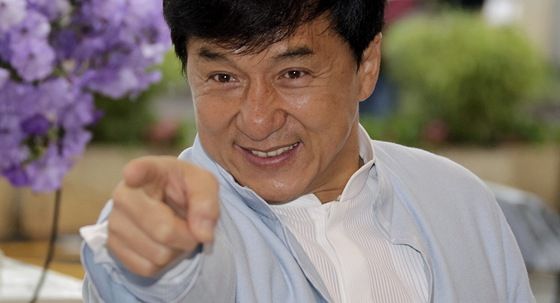 Cannes 2012 - Jackie Chan