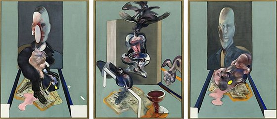 Francis Bacon: Triptych (1976)