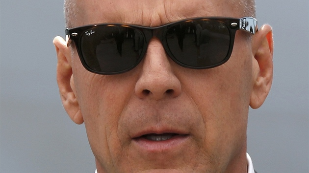 Bruce Willis (Cannes 2012)
