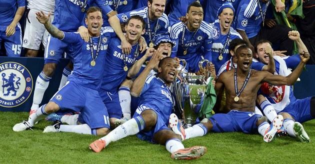 I Chelsea poznala jaké je to vyhrát Ligu mistrů